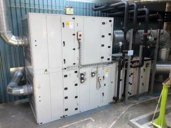 contrôle d'humidité industrielle